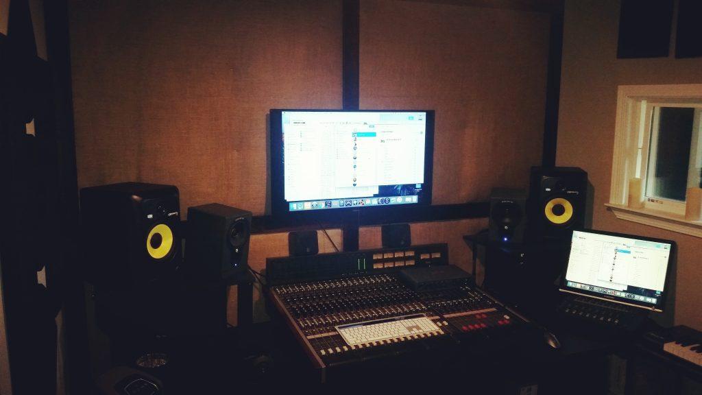 Recording Studio Sacramento